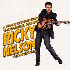 CD Ricky Nelson - Teenage Doll