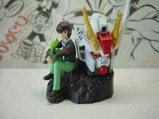 BANDAI Gundam Sunrise Imagination Figure 2 KIRA YAMATO Gashapon