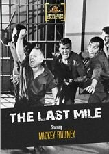The Last Mile DVD - Mickey Rooney, Don Red Barry, Alan Bunce, John McCurry