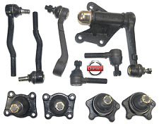 1995 TOYOTA 4WD PICKUP Inner Outer Tie Rods Ends Upper Lower Ball Joints Pitman