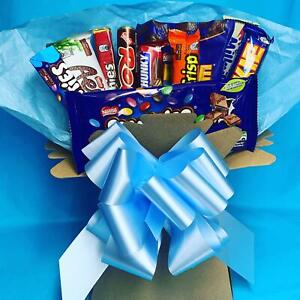 Nestle Milk Chocolate Bouquet Gift Hamper Birthday Any Occasion Easter