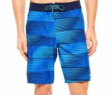 """NWT NIKE Mens 9"""" FADE Boardshorts Size 38"""" - COBALT BLUE - New with Tags"""