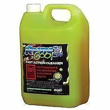 Non caustic bio degradable 5 litre rhino goo bulk cleaner for motorhome caravan