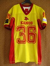 Maillot Kangourous de Pessac Kangs Football Americain Shirt Vintage #36 - M