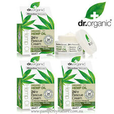 Dr Organic Hemp Oil 24hr Rescue Cream 3 X 50ml