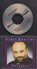 DEMIS ROUSSOS The Greek 1992 CD ALBUM BR MUSIC HOLLAND VERY RARE & MINT