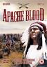 Ray Danton, Dewitt Lee-Apache Blood (UK IMPORT) DVD [REGION 2] NEW