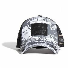 Red Monkey Militia Respect Metal Patch Snapback Cap Hat RM1248B