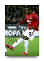 Odion Ighalo Signed 6x4 Photo Manchester United Shanghai Genuine Autograph + COA