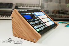 Native Instruments MACHINE MICRO MK1 MK2 Real Wood Side Panel Stand Stand
