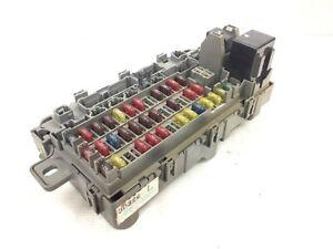 98-01 Integra Interior Cabin Fuse Relay Unit Control Box Assy Module Used OEM