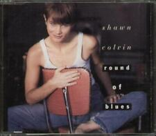 SHAWN COLVIN Round Of Blues  CD 3 Tracks, Edit/Album Version/Cry Like An Angel,