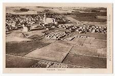 MONT JOLI Gaspésie Québec Canada 1926-36 Co. Aérienne Franco-Canadienne Postcard