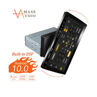 Rotatable Universal Android 10 10.1 Inch  DSP 2+32GB Single Din Car Stereo Radio