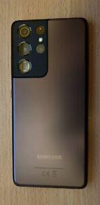 Samsung Galaxy S21 Ultra 5G SM-G998B/DS - 256 Go - Phantom Brown (Déverrouillé)