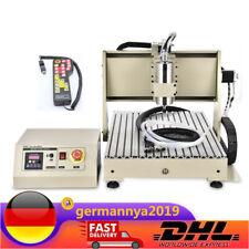 6040 CNC Router USB 4 Achse Engraver Anschneiden 1.5 KW VFD Graviermaschine DE