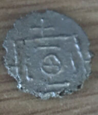 More details for early anglo-saxon, sceat circa 700 ad silver coin (ff)