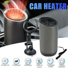 More details for 12v 150w durable vehicle heater electric heater cooling fan defroster demister