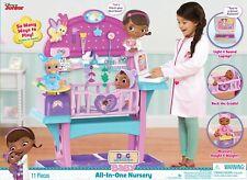 Disny Doc McStuffin Pretend Doctor Nursery Fun Kids Boys Girls Nurse Medical Kit