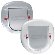 PetSafe Staywell Big Cat / Small Dog Pet Flap For Sliding & Glass Doors/Windows