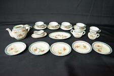 20 Pcs VINTAGE CHILD'S TEA SET LUSTERWARE MADE IN JAPAN