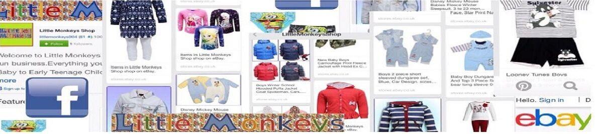 Little Monkeys Shop