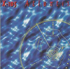 X-103 – Atlantis (Jeff Mills, Robert Hood) New cd