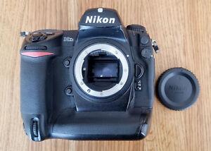 Nikon D2Xs 12.4 MP full-frame digital SLR camera body and MH-21 charg. good cond