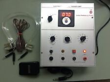 ECT Digital electro convulsive therapy unit treat life threatening depression
