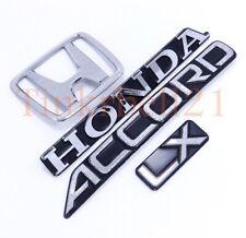 New Honda OEM 2003-2005 Accord 4dr LX EX SE Rear Trunk ACCORD Emblem Badge SDA