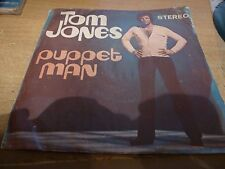 TOM JONES - ORIGINAL THAILAND EP WITH PICTURE COVER - VERY RARE PLEASE READ.