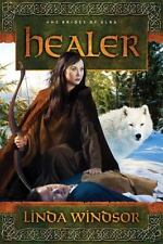 NEW Healer by Linda Windsor (The Brides of Alba Series) Paperback