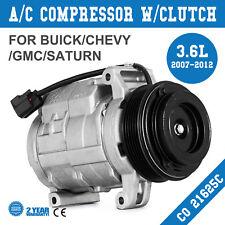 AC Compressor For Enclave Traverse Acadia Outlook 3.6L 07-12 CO 21625C