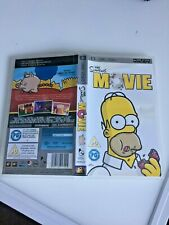The Simpsons Movie PSP UMD VIDEO - Playstation Portable (PSP)