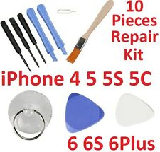 iPhone 5S 4S 6 7 Plus Screwdriver Repair Tools Kit iPod Touch Opening Pentalobe