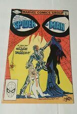 peter parker, the  spectacular spiderman # 70 -cloak & dagger, direct edition