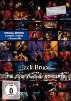 Rockpalast: 50th Birthday Concerts [New DVD] Bonus CD, Bonus DVD