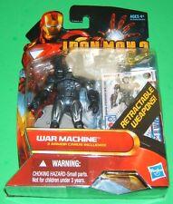 Iron Man 2 Comic Series #23 WAR MACHINE Action Figure NIB