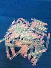 "50 Blunt Dispensing Needles Syringe Blunt Tip Needle 18 Ga 1 1/2"" Luer Lock1.5"""