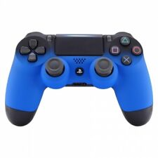 Sony Playstation Dualshock PS4 Wireless Controller Custom Soft Touch Fade Blue