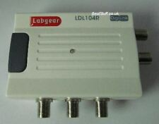 Labgear LDL104R TV Distribution Amplifier for Sky with 4 Outputs