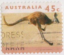 (DC64) 1994 AU 45c Kangaroo (E)