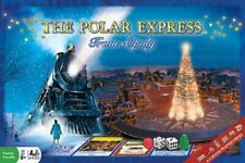 The Polar Express Opoly Board Game, Train-Opoly