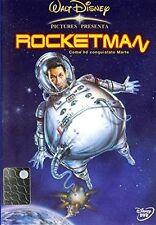 Rocketman - Come Ho Conquistato Marte (1993) DVD Ologramma Tondo