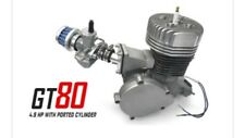 2 Stroke 66CC High–Performance Engine Motorized Bicycle 4.5 HP. Ported Cylinder