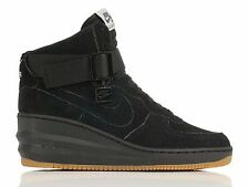 Nike Lunar Force 1 SKY HI Wmn Shoes Size 8 Black/Wolf Gray 654848-006