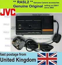 Genuine Original JVC AC Adapter battery Charger AA-V60 EK ,