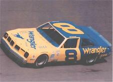CD_623 #8 Dale Earnhardt Sr. Wrangler Jeans Pontiac Ventura 1:24 decals