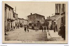 CPA-Carte postale- France - La Tour du Crieu - Avenue Saint Amadou ( CP3809 )