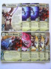 Warhammer 40000 Conquest LCG - Warlord Fharenal +Squad - The Final Gambit
